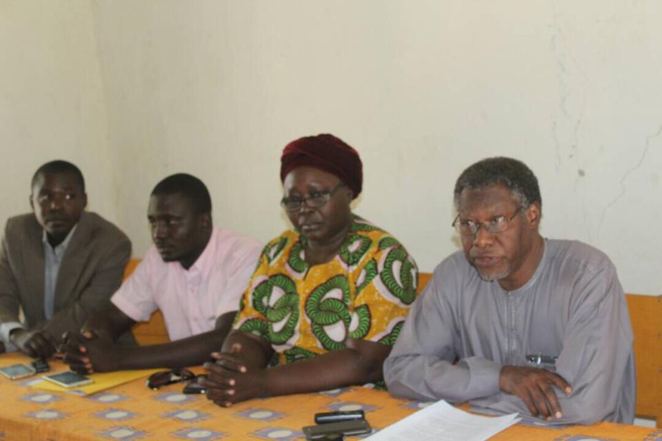 Des acteurs de la société civile. Alwihda Info