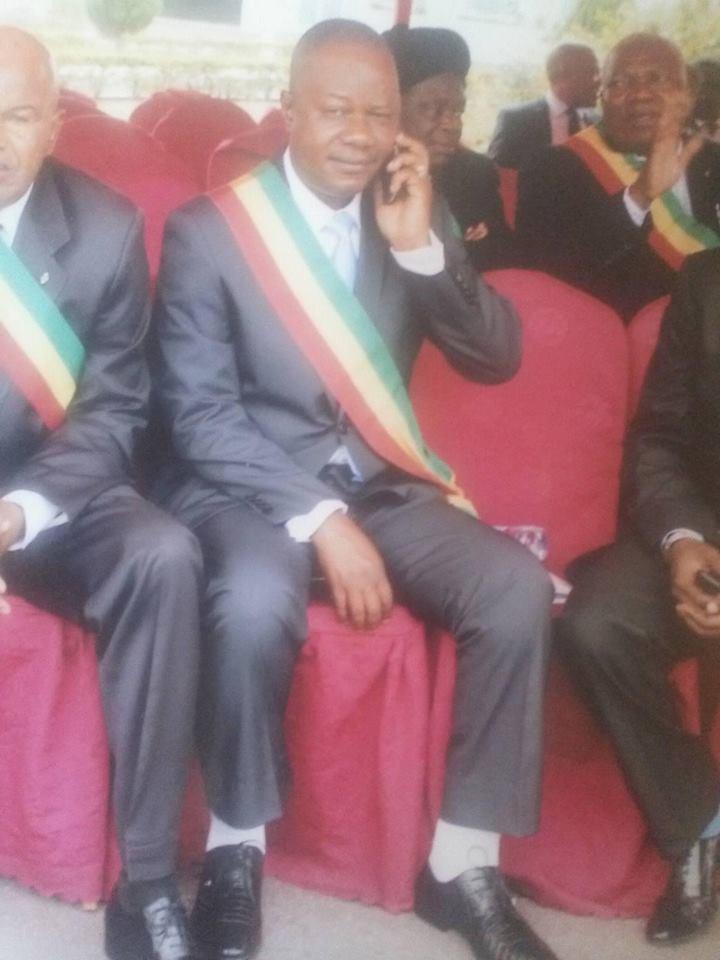 13 ème législature au parlement du  Congo : une première mandature riche pour Blaise Ambeto