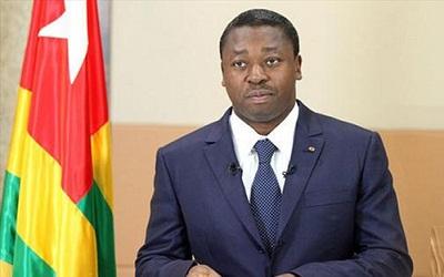 Le président togolais. Crédits : DR
