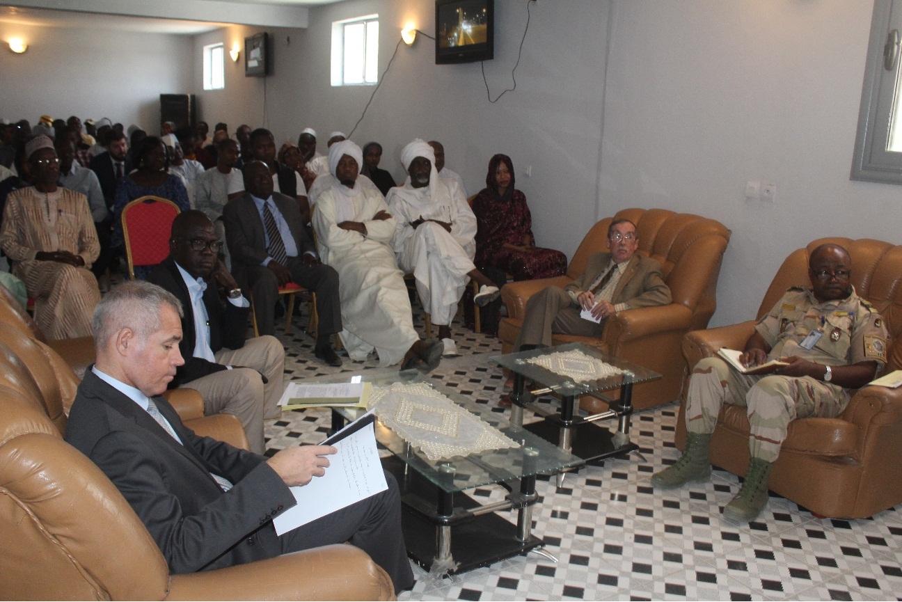 Tchad : inauguration du centre d'études pour le développement et la prévention de l'extrémisme