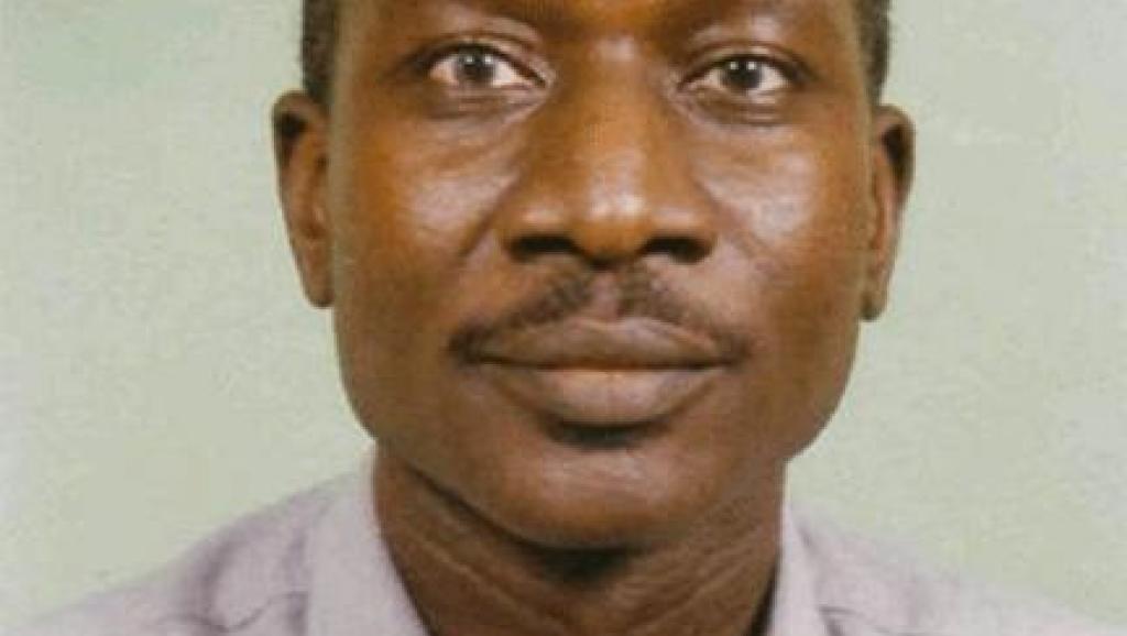 Ibni Oumar Mahamat Saleh, opposant tchadien disparu. © AFP / HO