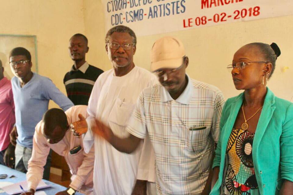 Le Collectif Tchadien des Organisations de la Société Civile (CTSOSC). Alwihda Info