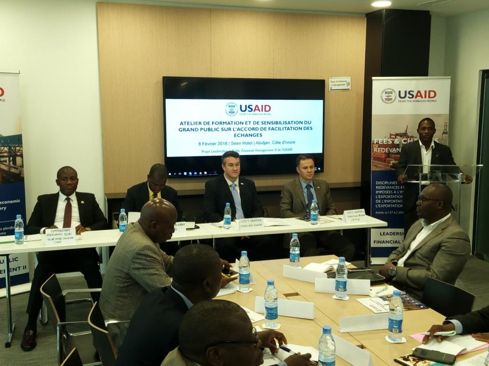 Côte d'Ivoire / Accord de l'Omc sur la facilitation des échanges : Universitaires, parlementaires, journalistes, société civile,…... instruits
