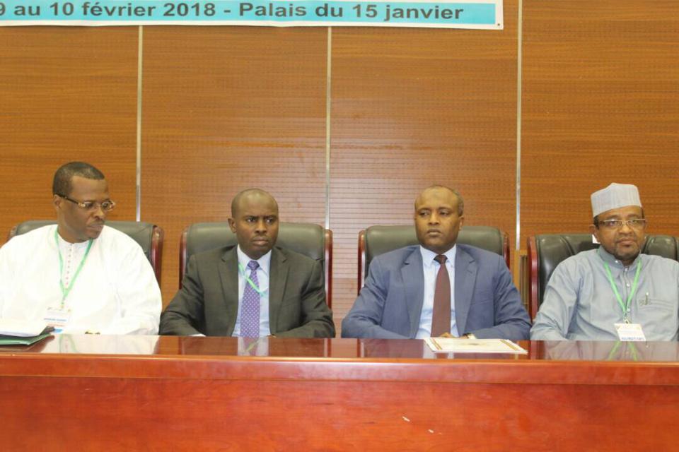 Le Ministre des Finances et du Budget, Abdoulaye Sabre Fadoul a ouvert, ce vendredi 9 février, le 1er séminaire annuel de travail, d'orientation et de coordination des services. Alwihda Info