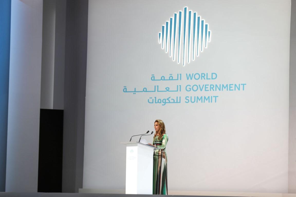 Les UAE lancent une banque de données sur l'aide humanitaire au sommet mondial des gouvernements