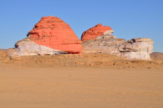 Tchad : de la neige au milieu du désert ?