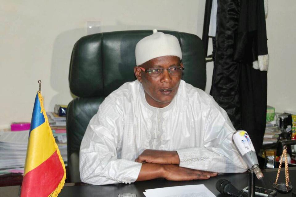 Le procureur de la République, Mahamat Saleh Youssouf. Alwihda Info