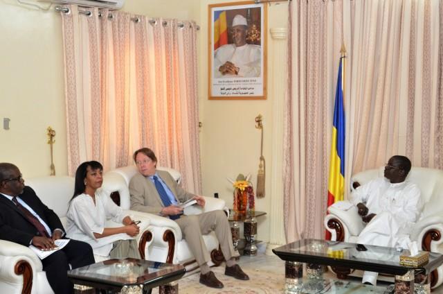 L'ONU prêt à aider le Tchad pour organiser les prochaines élections