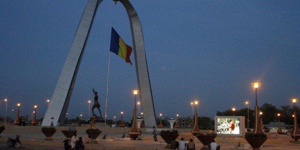 Place de la Nation à N'Djamena, le 8 mars 2012. © Abdoulaye/DIAF TV