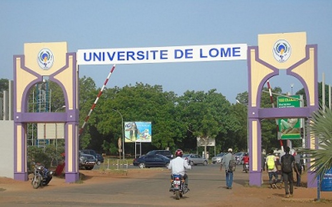 L'Université de Lomé. Crédits photo : sources