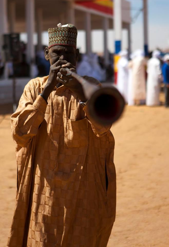 Crédit photo : Festival des cultures sahariennes au Tchad
