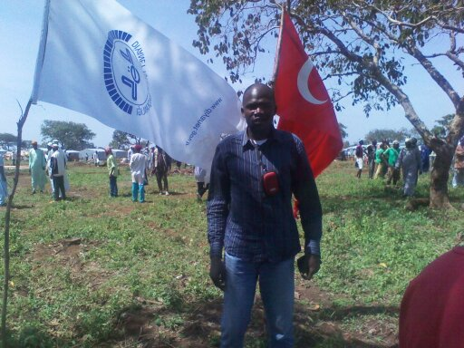 Nestor Nga Etoga,correspondant Alwihdainfo au Cameroun