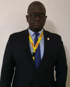 Elhadji Galaye Ndaw,Directeur Général chez DHL Global Forwarding Sénégal.