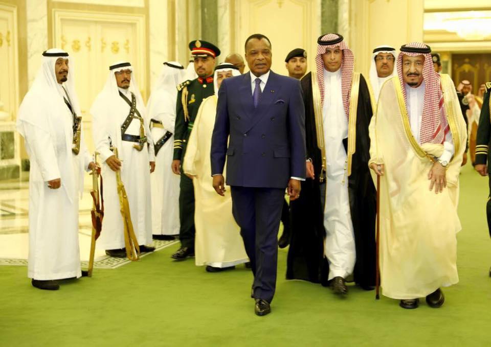 Coopération  Congo-Arabie Saoudite : l'axe Brazzaville – Ryad se renforce davantage.
