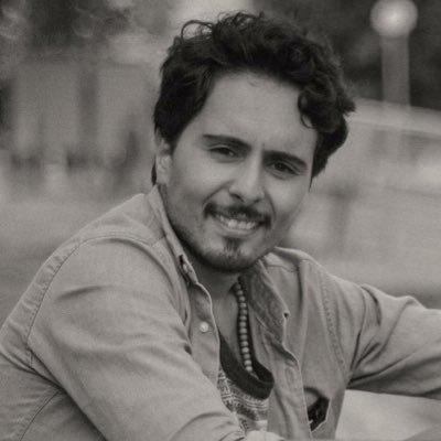 Le reporter Seif Kousmate. Crédits photo : Twitter