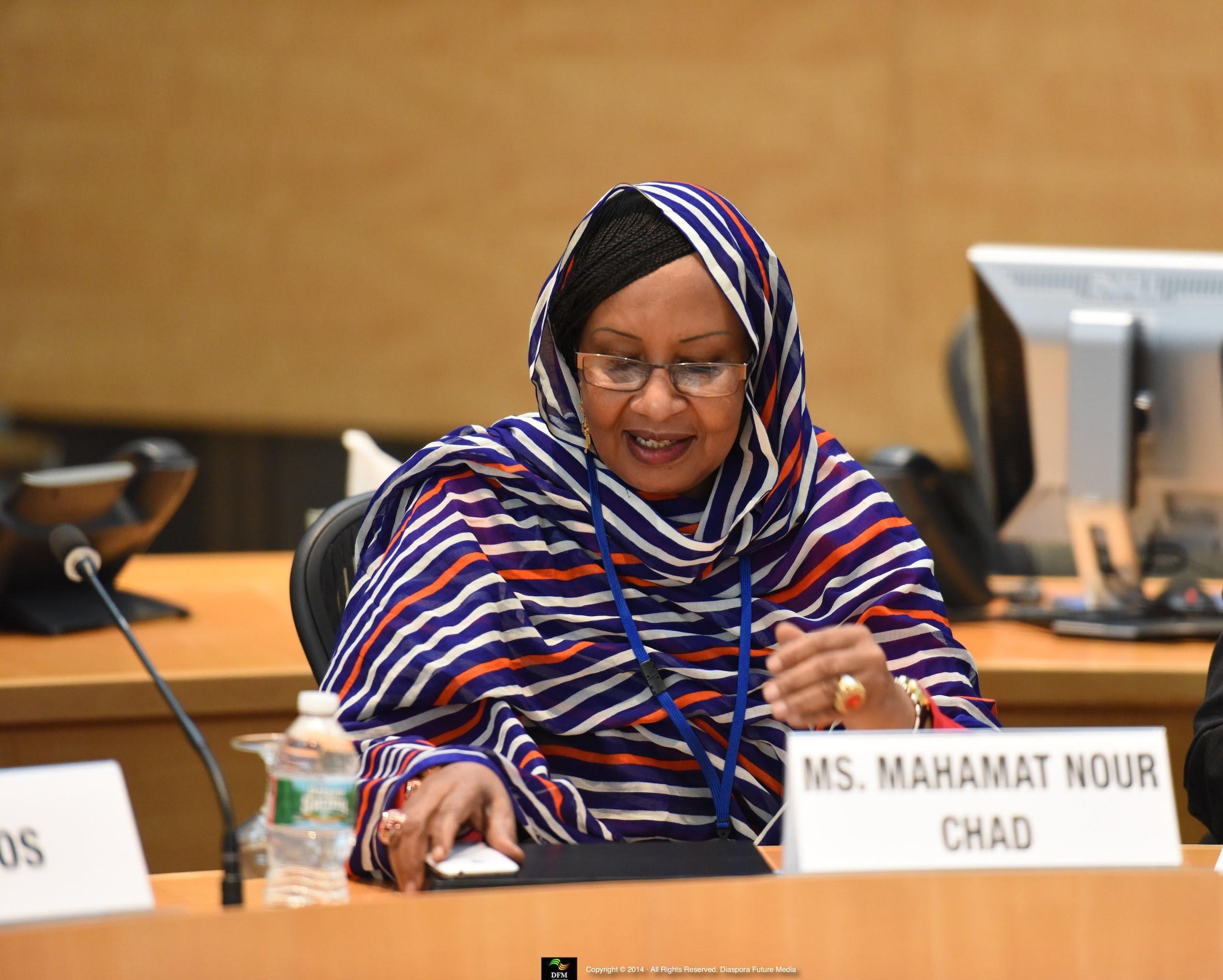Tchad : Mariam Mahamat Nour nommée secrétaire général du gouvernement
