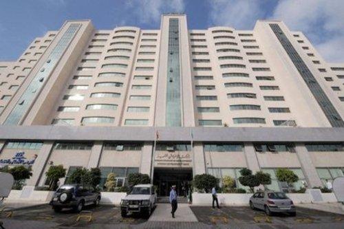 Le siège de la BAD à Tunis. Crédits photo : DR