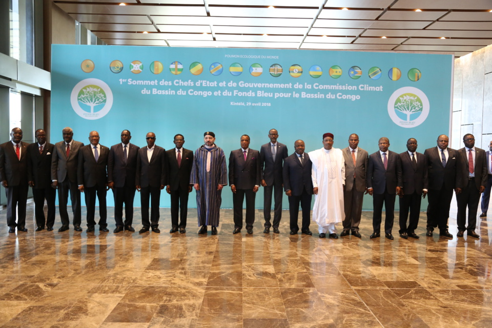 Opérationnalisation du Fonds  Bleu : Denis Sassou N'Guesso appelle à la responsabilité des pays du Bassin du Congo