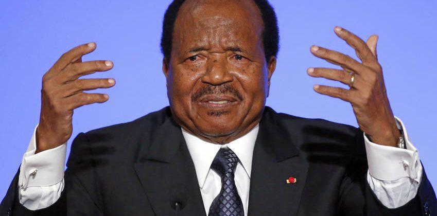 S.E.Paul Biya