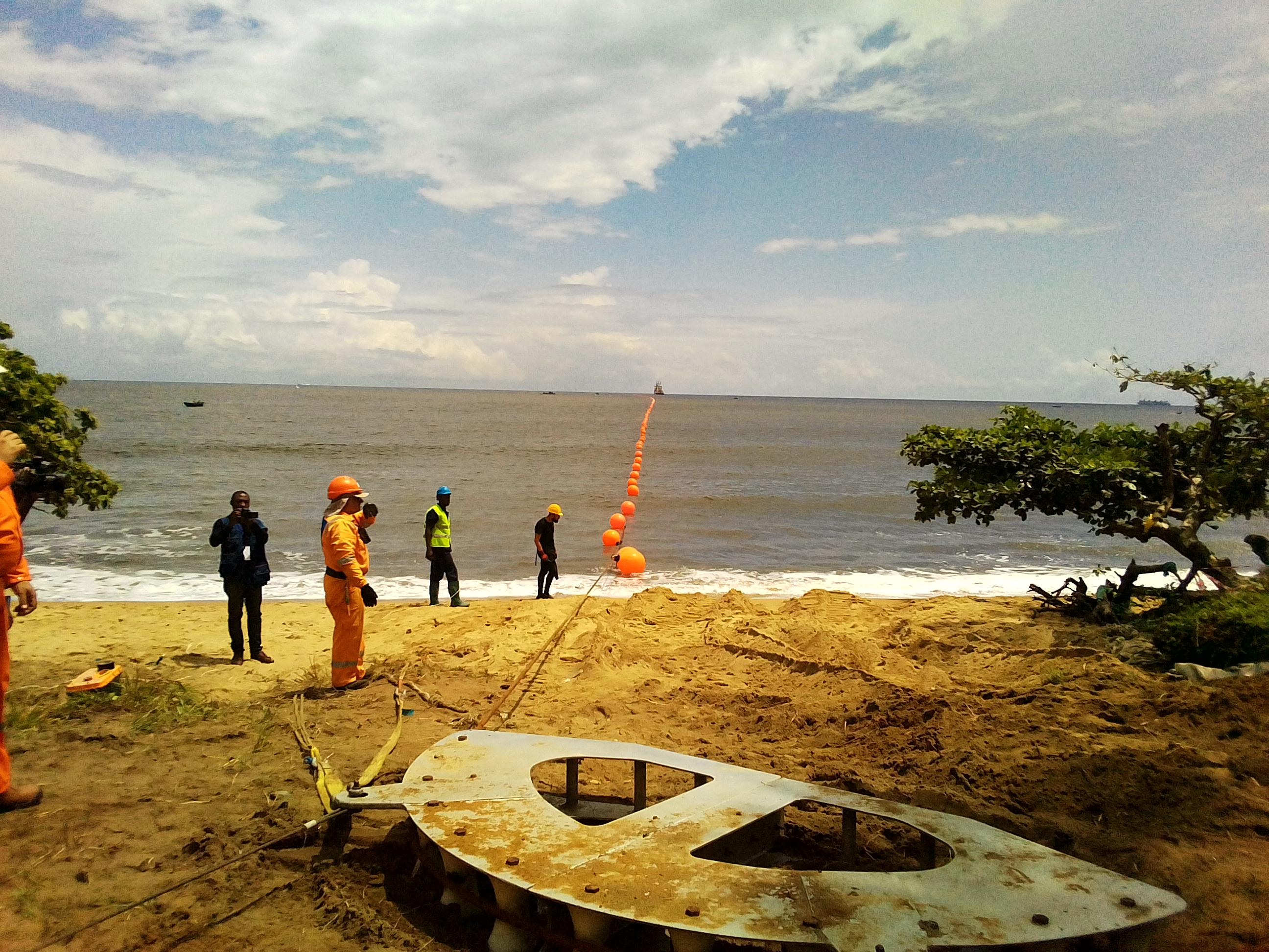 Télécommunications : Tout sur la cérémonie de lancement du projet de câble sous-marin Cameroun-Brésil
