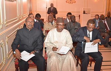 Tchad-Libye : un accord sur la sécurisation de la frontière signé à N'Djamena