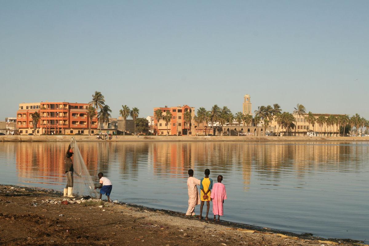 Saint-Louis au Sénégal. Crédits photo : DR/Wikipédia