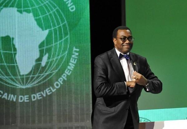 Le président du Groupe de la Banque africaine de développement, Akinwumi Adesina. Crédits : DR