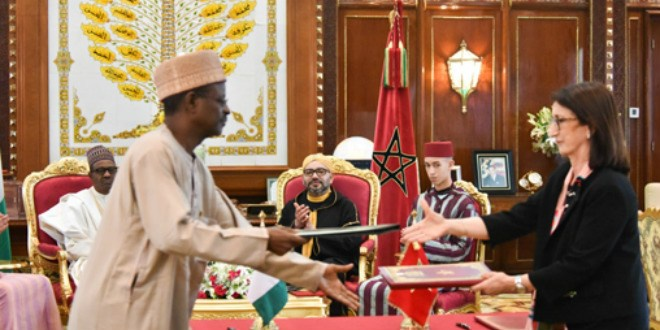 Première visite d'amitié et de travail d'un Chef d'Etat nigérian au Maroc