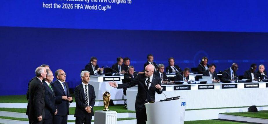 L'Arabie Saoudite ou le déshonneur du Monde Arabe lors du vote sur l'attribution de la Coupe de Monde de football 2026