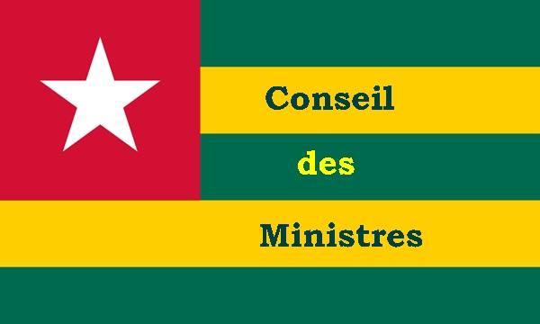 Togo : le Conseil des ministres examine quatre projets de loi et adopte un décret