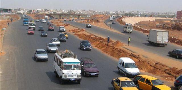 Circulation au Sénégal. Crédits : senego.com