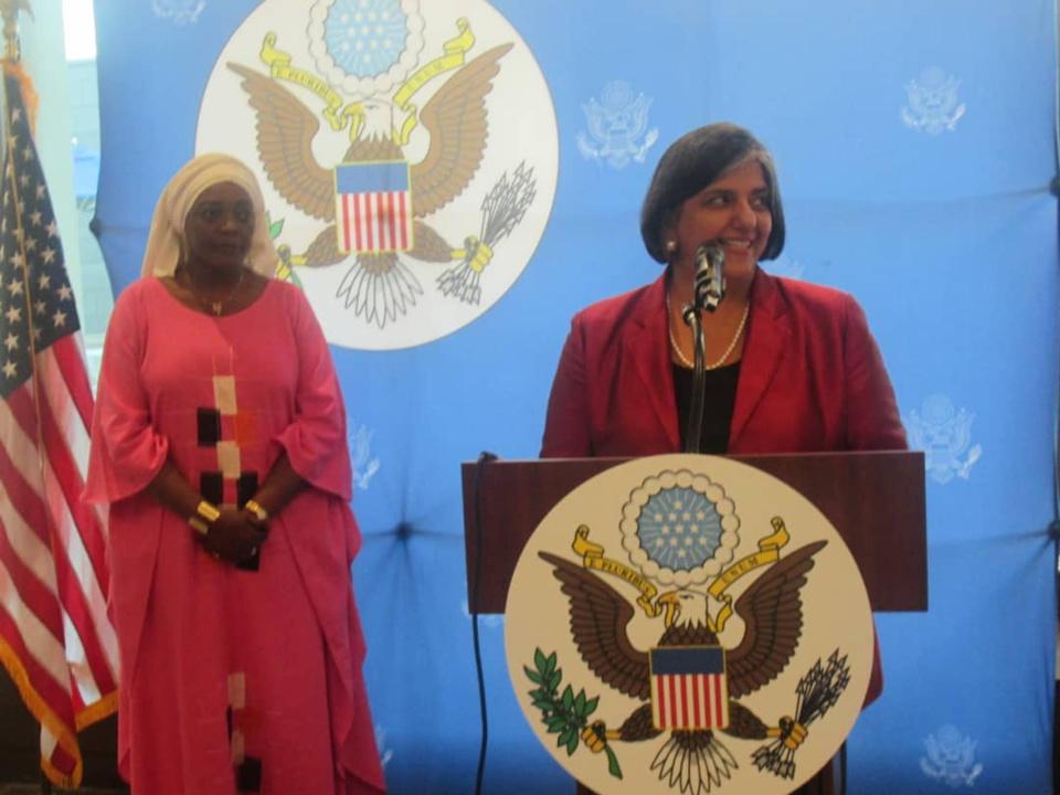 Réception à l'Ambassade des États-Unis au Tchad le jeudi 5 juillet 2018. Alwihda Info