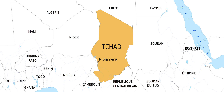 L'UE débloque 40,2 M€ d'aide humanitaire pour le Tchad