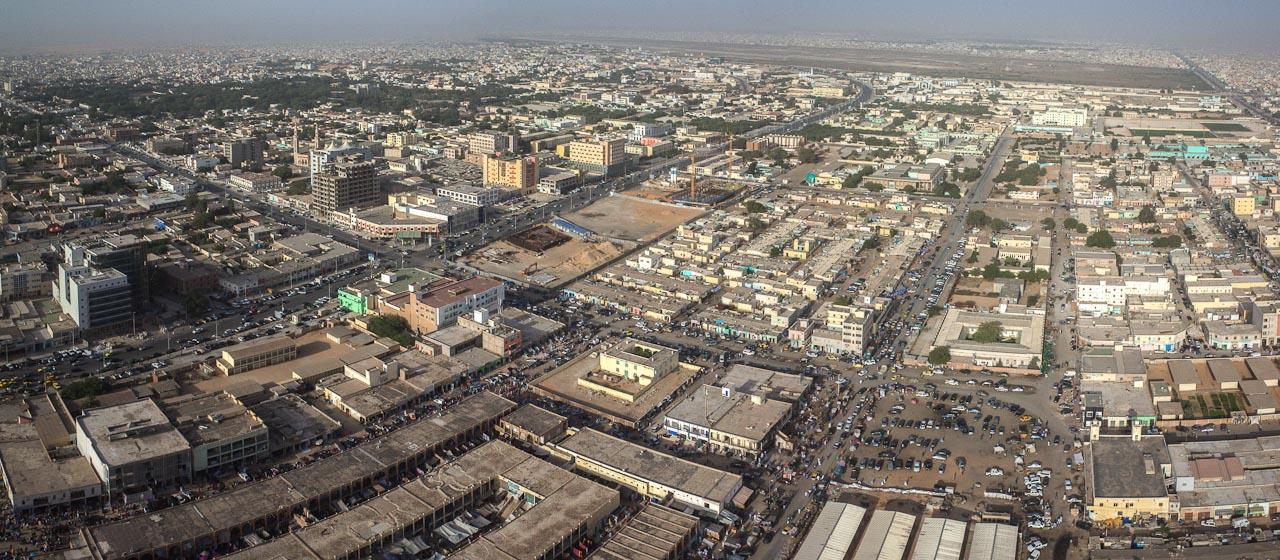 Nouakchott, capitale de la Mauritanie. Crédits : DR