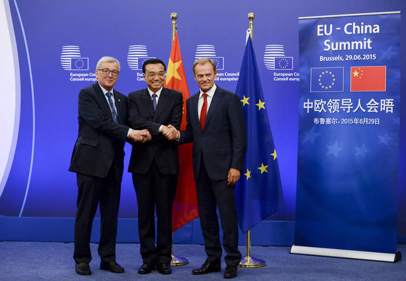 Commentary: China, EU should deepen cooperation to address global challenges