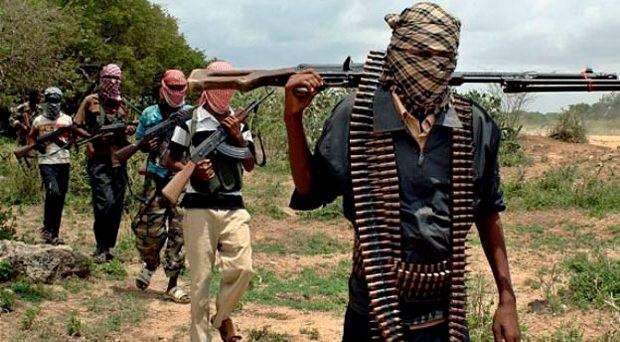 Des combattants de Boko Haram. Crédits photo : DR