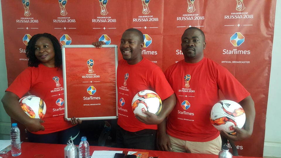 Thanks to Chinese TV project, villagers in 25 African countries can watch World Cup