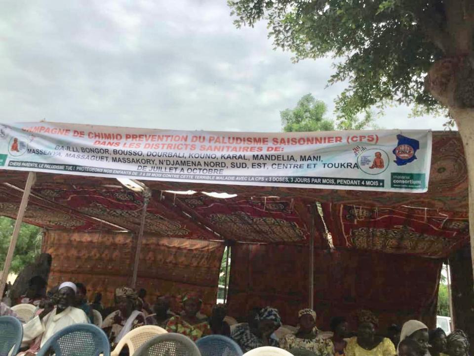 Tchad : une protection des enfants de 3 à 59 mois pour lutter contre le paludisme