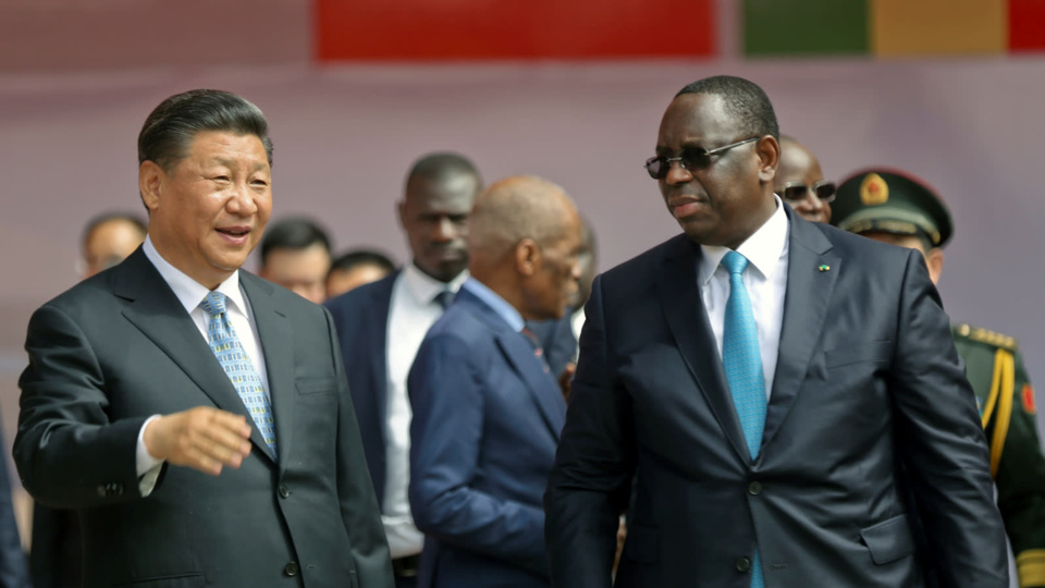 Xi's Africa tour shows relations in new light