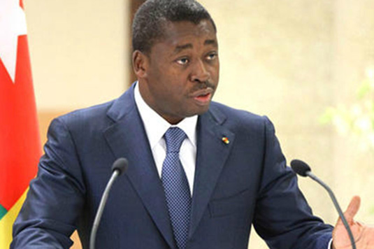 Faure Essozimna Gnassingbé. Crédits photo : DR