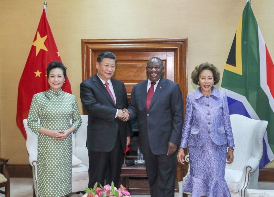 Xi to attend BRICS summit