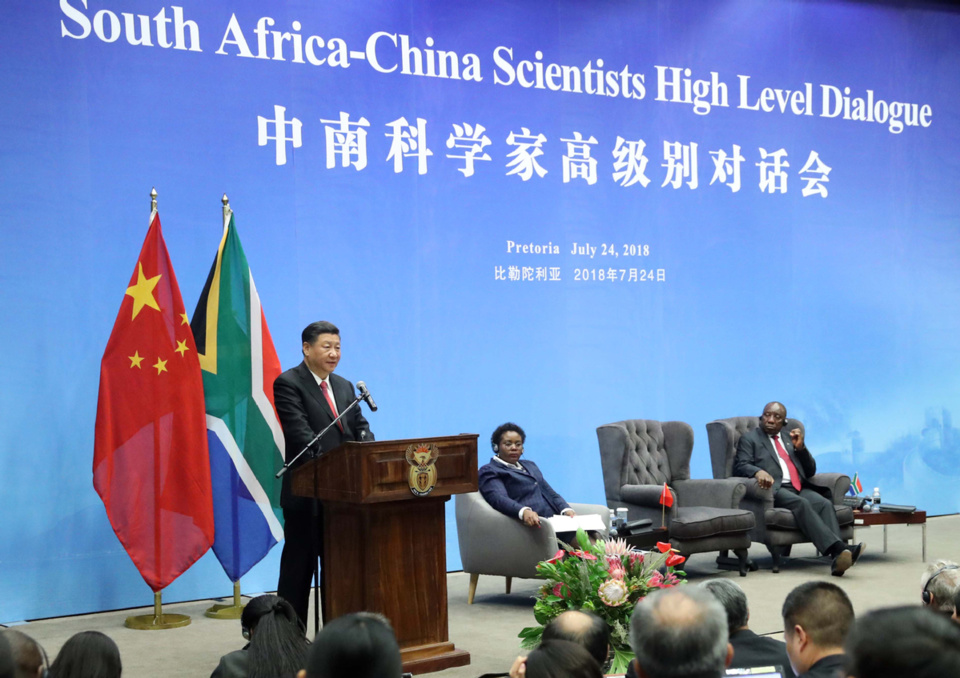 Op-ed: China-South Africa ties to embrace new era