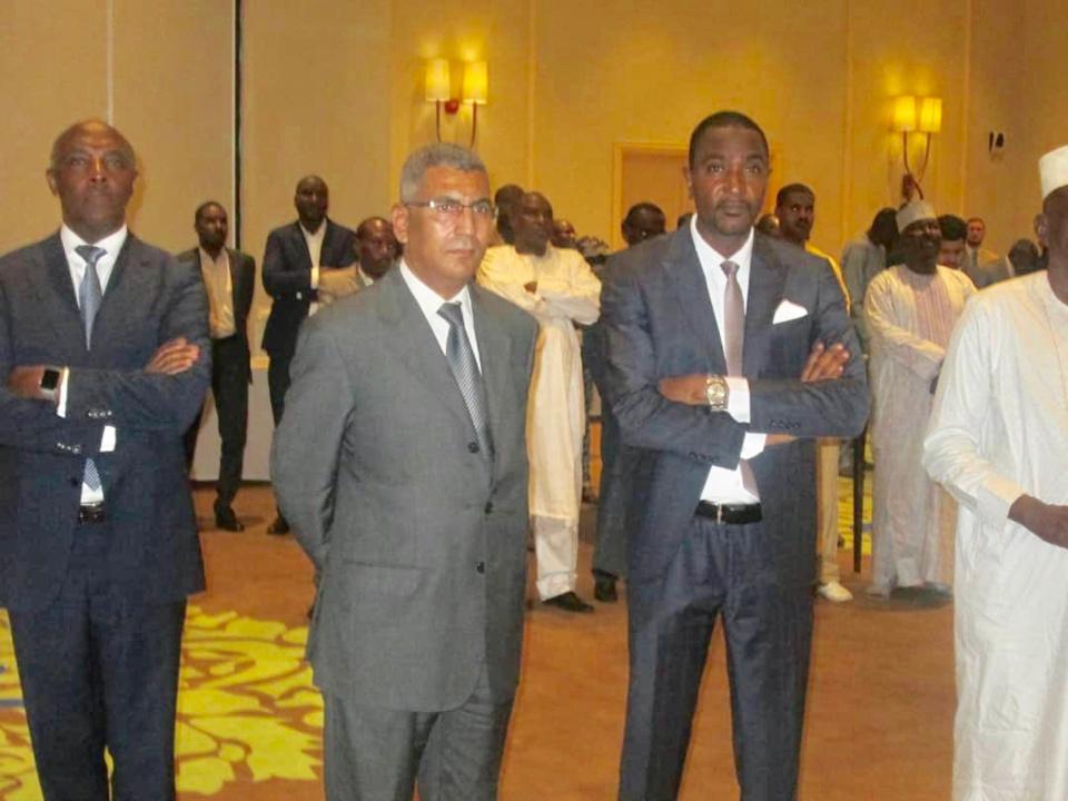 L'Ambassade du Maroc au Tchad a célébré ce vendredi 30 juillet 2018, au Hilton Hôtel, le 19ème anniversaire de l'accession de Sa Majesté le Roi Mohammed VI, au trône de ses Glorieux Ancêtres.