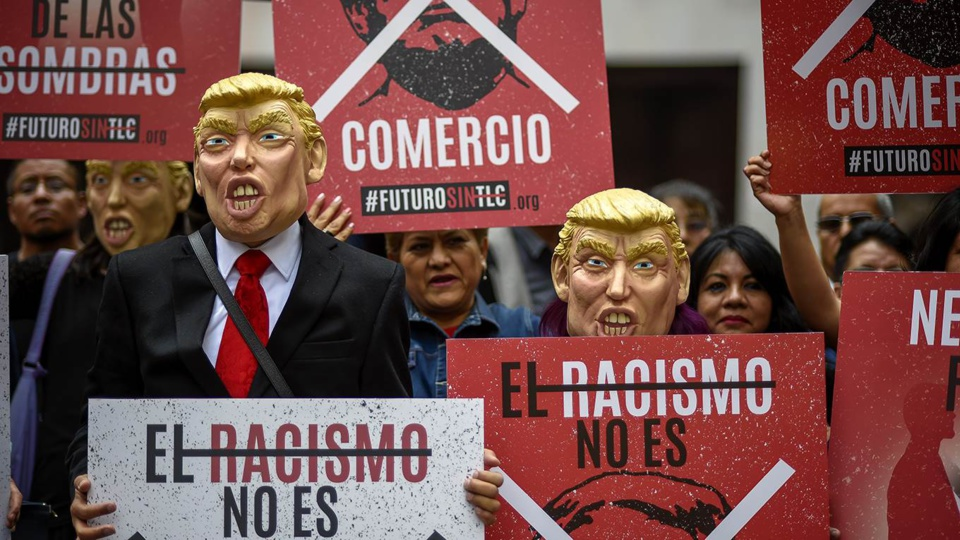 LatAm countries voice against trade protectionism