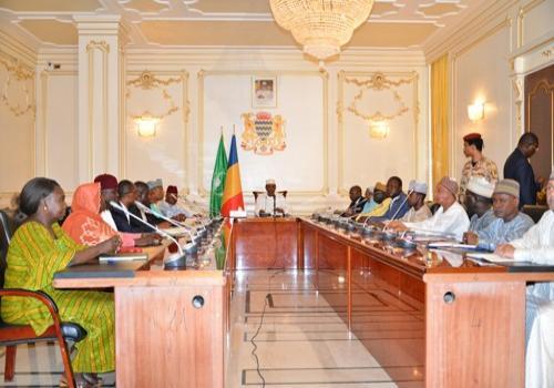 Tchad : les maires de la commune de N'Djamena à nouveau convoqués à la Présidence