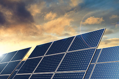Illustration. Des panneaux photovoltaïques. Crédits : DR