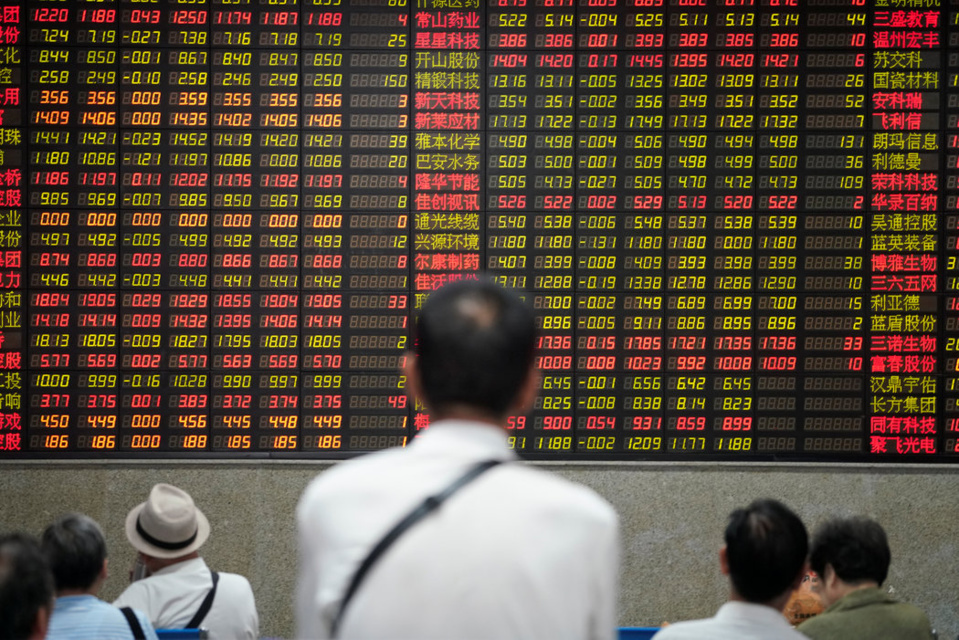 US accusation on China's economic pattern makes itself a laughing stock