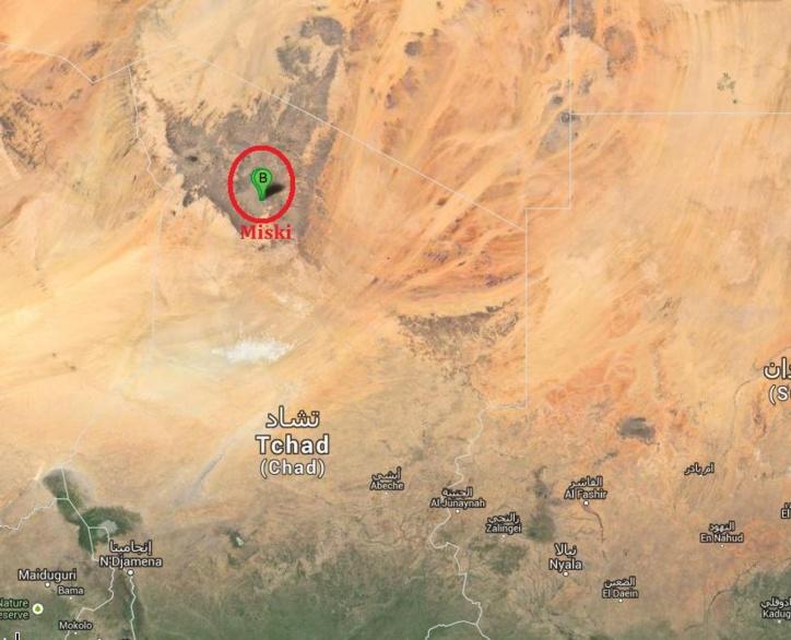 """Tchad : déclenchement """"d'opérations terre et air"""" au Nord pour déguerpir les orpailleurs"""