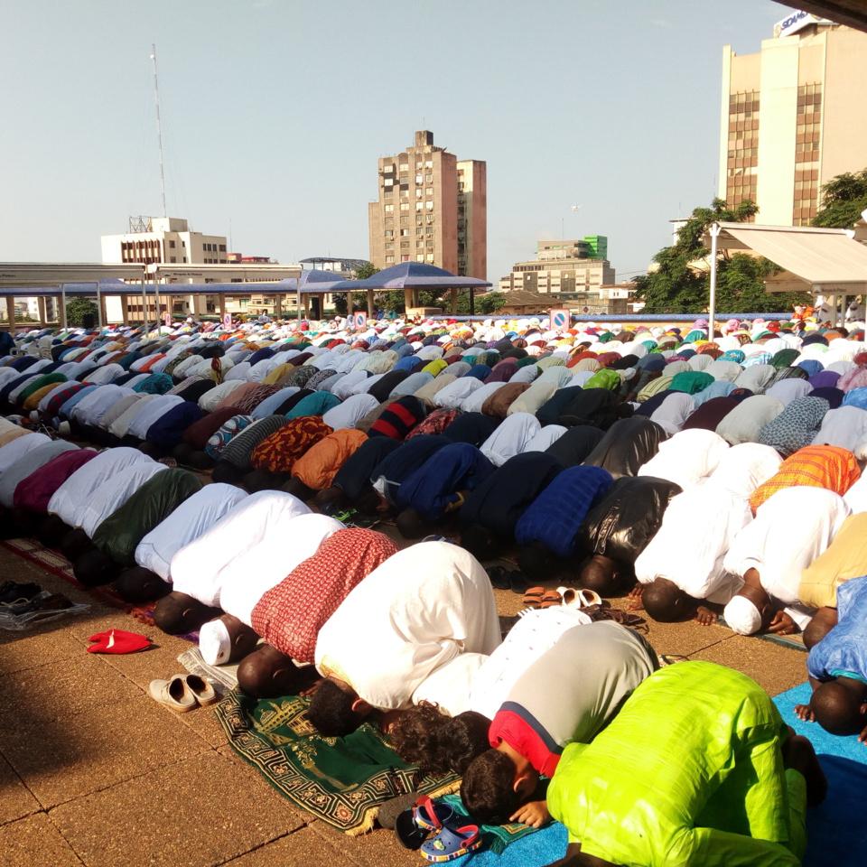 Fête de Tabaski en Côte d'Ivoire : Les fidèles invités à la prière et à la solidarité dans la discipline