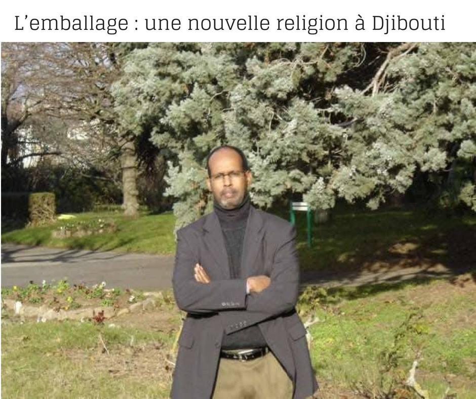 L'emballage : une nouvelle religion à Djibouti